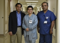 Dr. Sarath Reddy, Priti Chohan, Dr. Srinivas Kesanakurthy